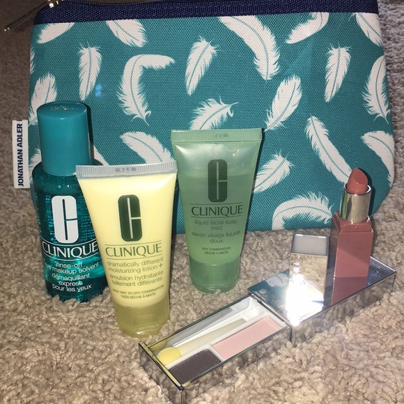 Clinique Other - Clinique Tote Gift Set
